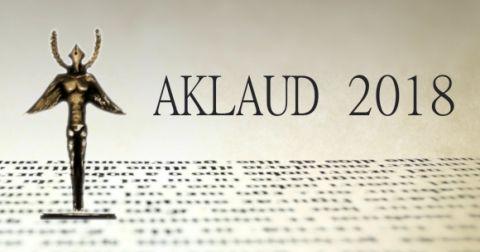 Zaproszenie: Gala AKLAUD 2018