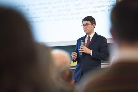 Wiceminister Nauki i Szkolnictwa Wyższego na UMCS