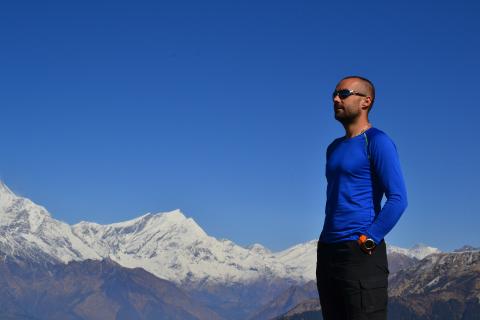 Himalaje dla każdego - odczyt dr Grzegorza Gajka