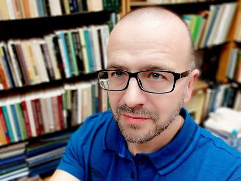 Awans naukowy: dr hab. Przemysław Mroczek