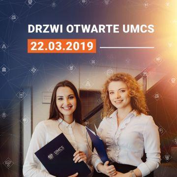 Drzwi Otwarte UMCS już jutro!