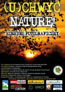 Konkurs fotograficzny - (U)chwyć naturę!