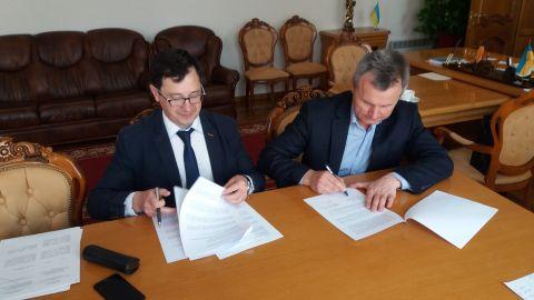 Wizyta Dyrektora CEW UMCS w Kijowie