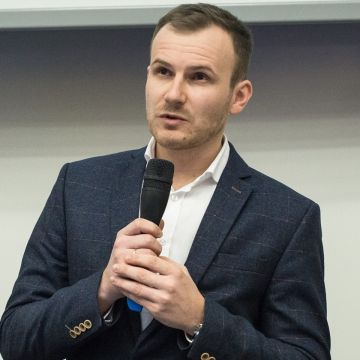 Awans naukowy - dr Mateusz Zawadzki