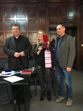 """Dr Magdalena Grabias z UMCS laureatką """"Helion..."""