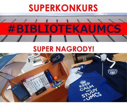 SUPERKONKURS NA TYDZIEŃ BIBLIOTEK 2019