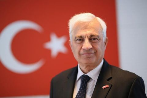 Lecture by the Ambassador of the Republic of Turkey, H.E....