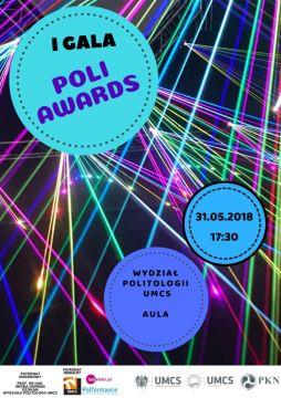 I Gala Poli Awards