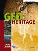 Nowa wysokopunktowana publikacja - GEOHERITAGE
