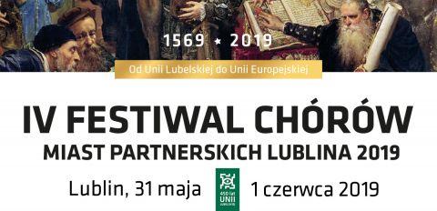 IV Festiwal Chórów Miast Partnerskich Lublina