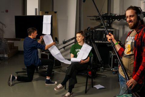 Flesz Akademicki w TVP3 Lublin - odc. 27