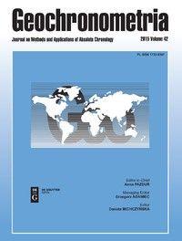 Wysoko punktowana publikacja - GEOCHRONOMETRIA