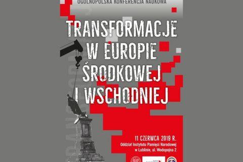 """""""Transformacje w Europie Środkowej i Wschodniej"""""""