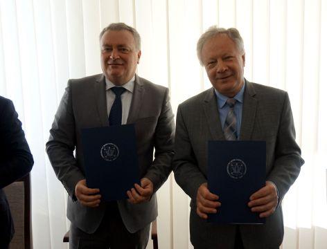 Współpraca między UMCS a Użhorodzkim Uniwersytetem