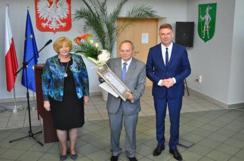 Prof. Feliks Czyżewski honorowym obywatelem miasta Włodawa