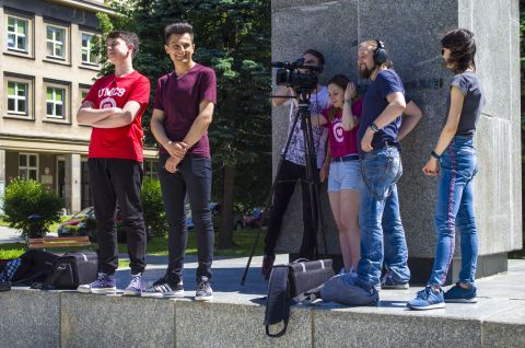 Flesz Akademicki w TVP3 Lublin - odc. 28