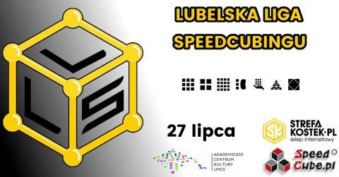 Lubelska Liga Speedcubingu III 2019