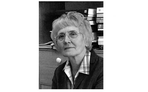 Zmarła śp. prof. dr hab. Teresa Jakubowicz