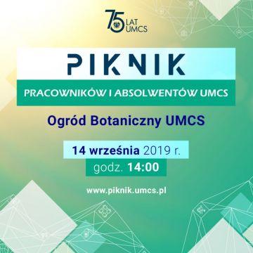Jubileusz 75 lat UMCS - Piknik Pracowników i Absolwentów...