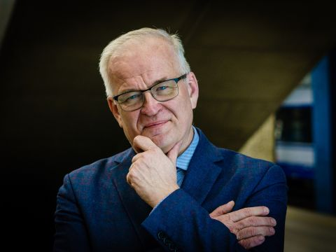 Tytuł DHC dla prof. dr. hab. Krzysztofa Mikulskiego