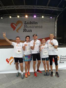 UMCS Biega na Lublin Business Run