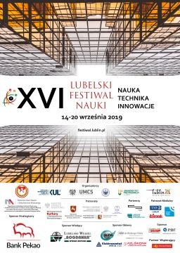 XVI Lubelski Festiwal Nauki w Chatce Żaka