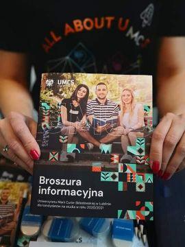 Zapraszamy na Salon Maturzystów 2019 w Lublinie
