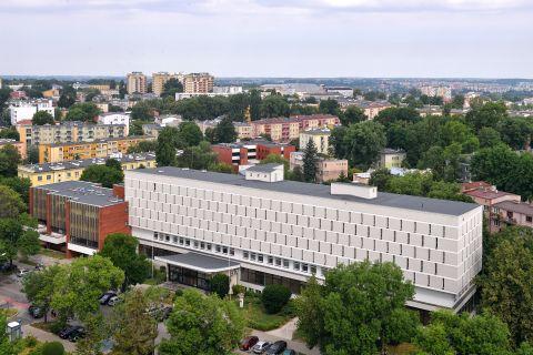 Termomodernizacja budynków Biblioteki Głównej