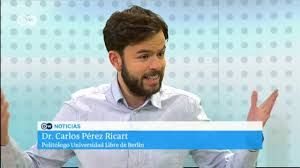 Visiting Professors Program: Prof. Carlos Pérez Ricart