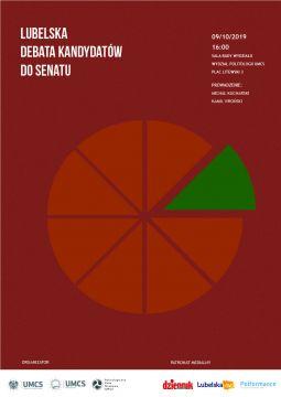 Lubelska Debata Kandydatów do Senatu