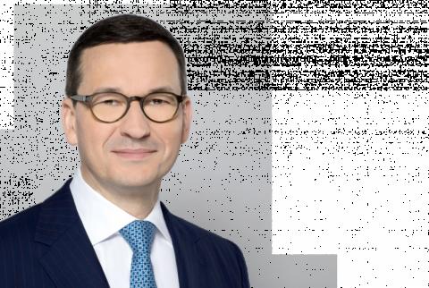 Premier Mateusz Morawiecki gościem UMCS - 11.10.2019 r.