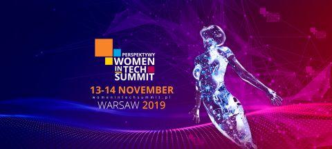 Międzynarodowa konferencja ,,Perspektywy - Women in Tech...