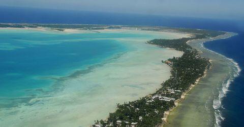 Konferencja nt. badań obszaru Pacyfiku - zaproszenie