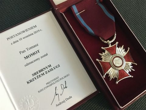 Cross of Merit for our employees