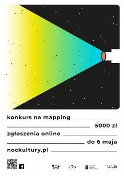 Konkurs na mapping MCK