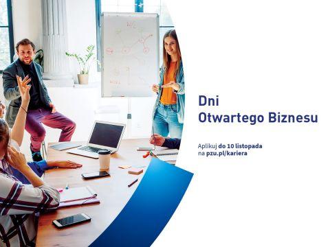 Dni Otwartego Biznesu organizowane przez Grupę PZU