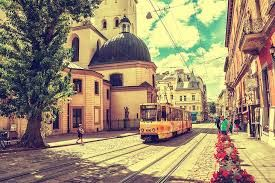 Studenci WE we Lwowie
