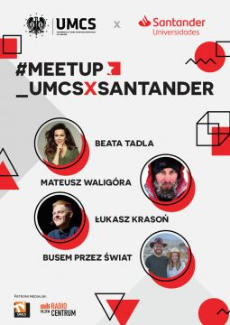 Wykłady #meetup_umcsxsantander