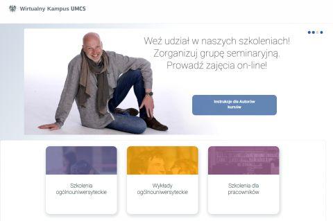 """Warsztaty """"Wirtualny Kampus bez tajemnic"""" (zapisy do 13.11.)"""