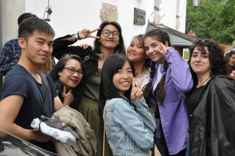 One – year preparatory course for foreigners who wish to...