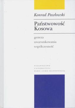 Nagroda dla dr. hab. Konrada Pawłowskiego