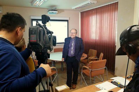 Reportaż TVP o aplikacji mobilnej naukowców z UMCS
