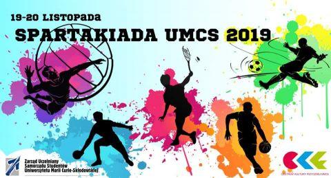 Spartakiada UMCS 2019