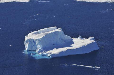 Zlodowacenie Antarktydy Zachodniej - odczyt naukowy