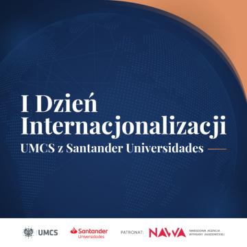 I Dzień Internacjonalizacji UMCS - zaproszenie