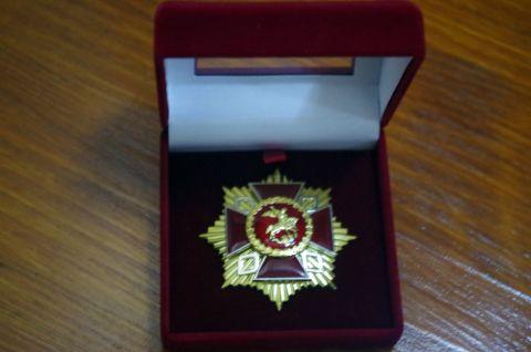 Ekspert CEW UMCS dr Janusz Kowalczyk nagrodzony Orderem...
