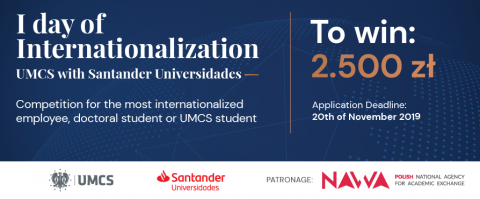 Competition for the most internationalized