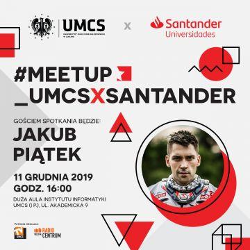 Jakub Piątek na UMCS - zaproszenie na spotkanie otwarte z...