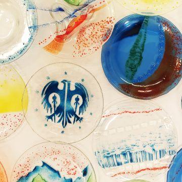 Artistic Glass Christmas Market