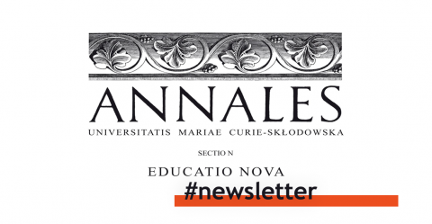 """Educatio Nova"" newsletter - numer 5"